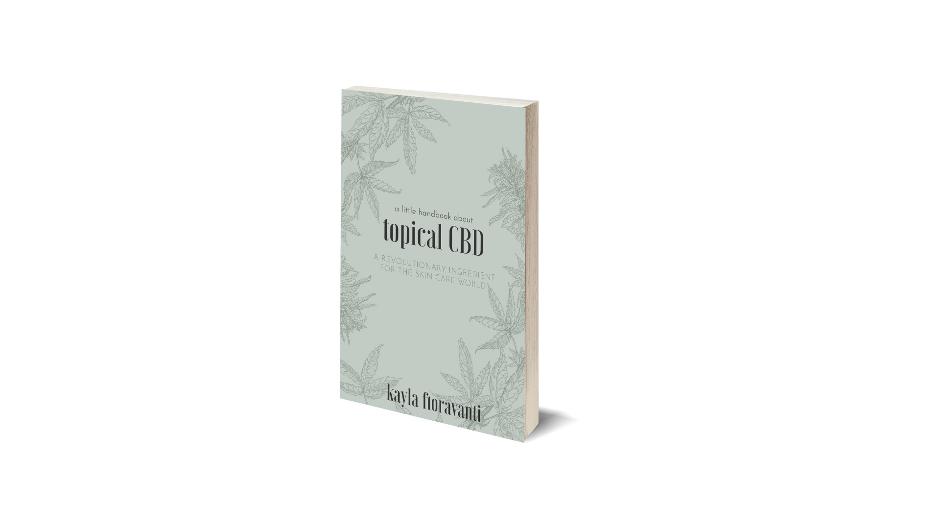 NEW BOOK: A Little Handbook about Hemp CBD