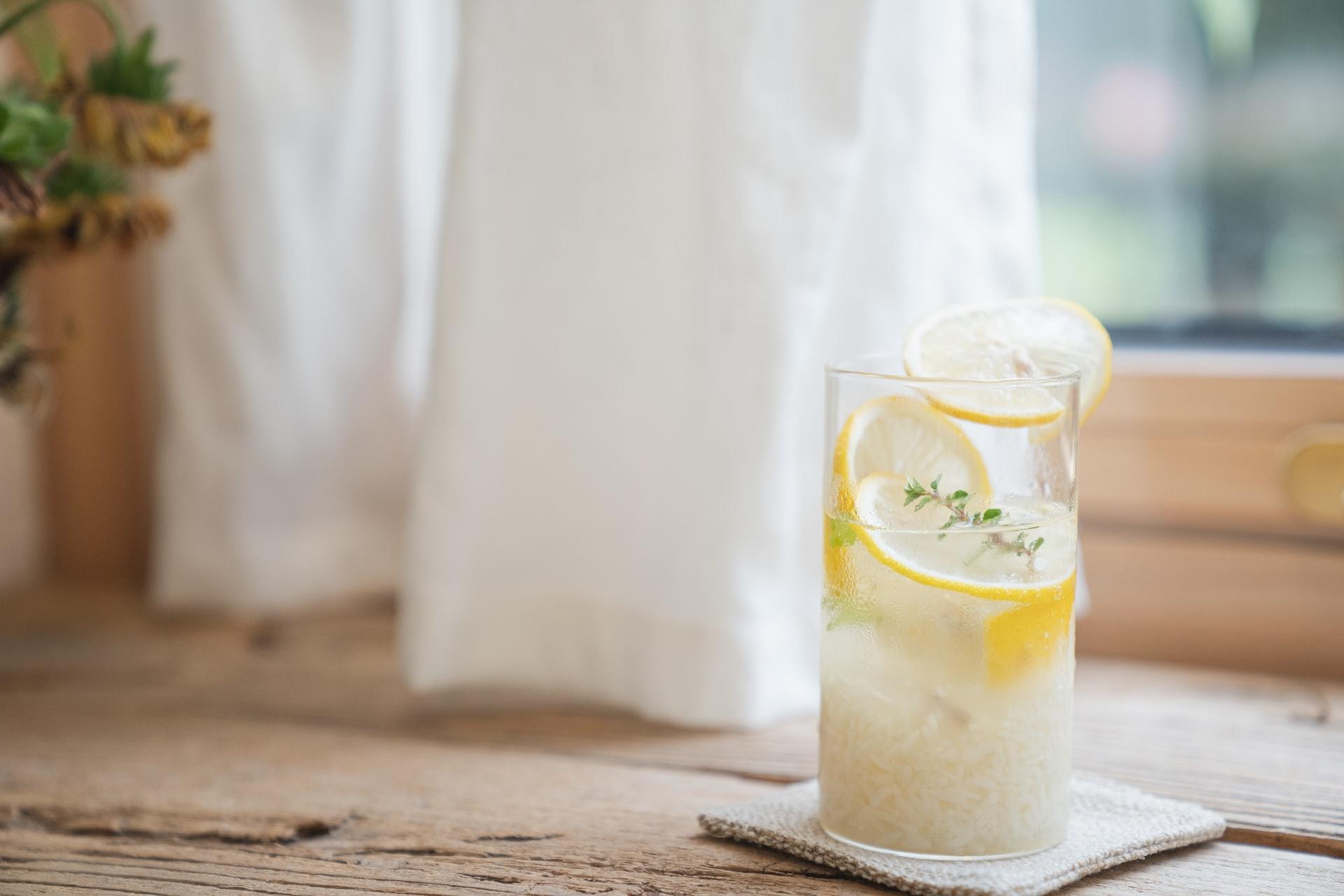 Hemp CBD Lemonade